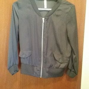 3/4 lenght sleeve jacket/blouse